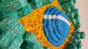 Esculturas em homenagem ao Brasil