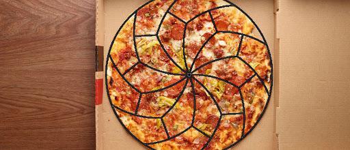 Aprender frações com pizza é mais gostoso!